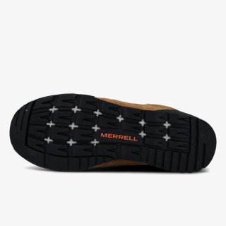 MERRELL Спортни обувки BURNT ROCK MID WTPF
