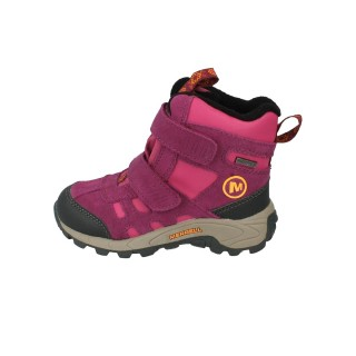 MERRELL Ботуши MOAB POLAR MID STRAP WTPF  PURPLE POTION