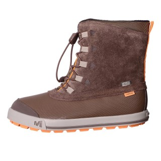 MERRELL Ботуши SNOW BANK WP KIDS  CHOCOLATE CHIP