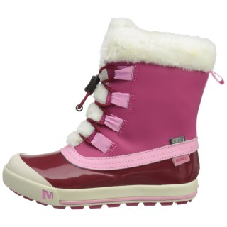 MERRELL Зимни обувки SPRUZZI WP KIDS  BRIGHT ROSE
