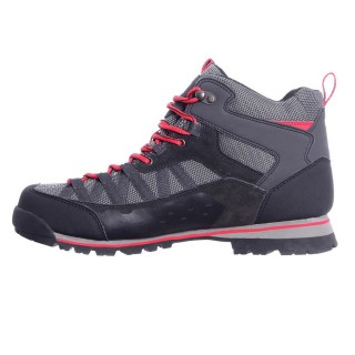 KARRIMOR Зимни обувки SPIKE MID WEATHERTITE BLACK/RED