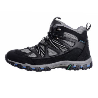 KARRIMOR Зимни обувки SUPA III MID WEATHERTITE BLACK/GREY