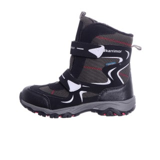 KARRIMOR Ботуши TERRY KIDS WEATHERTITE BLACK