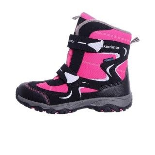 KARRIMOR Ботуши TERRY KIDS WEATHERTITE PINK