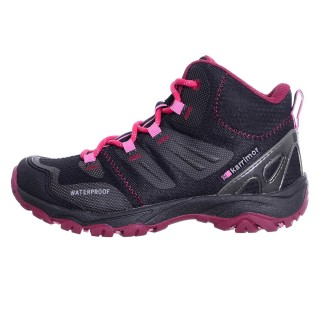 KARRIMOR Спортни обувки ADVENTURE MID KIDS WEATHERTITE BLACK/PINK