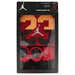 Nike- Haddad Спортни екипи 23 JUMPMAN CREEPER BODYSUIT SET