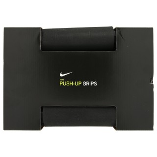 Nike- JR Фитнес аксесоари NIKE PUSH UP GRIP 3.0 BLACK/VOLT