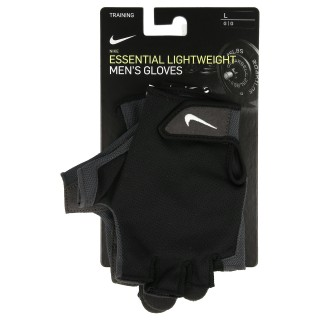 Nike- JR Ръкавици за фитнес NIKE MENS ESSENTIAL FITNESS GLOVES BLACK/ANTHRACITE/WHITE L