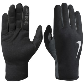 Nike- JR Ръкавици NIKE MEN S RALLY RUN GLOVES 2.0 L BLACK/ANTHRACITE/SILVER