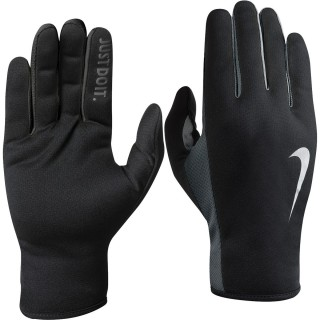 Nike- JR Ръкавици NIKE WOMEN S RALLY RUN GLOVES 2.0 S BLACK/VOLT/SILVER