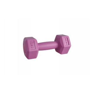 RING SPORT Тежести HEXAGON DUMBBELL  1X1 KG