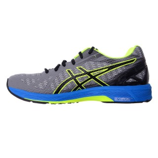 ASICS Спортни обувки GEL-DS TRAINER 22 CARBON/BLACK/SAFETY YELLOW
