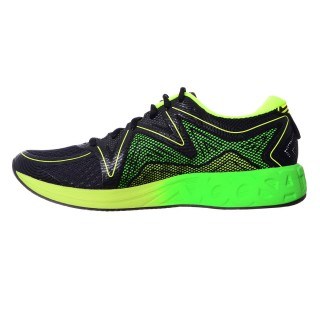 ASICS Спортни обувки NOOSA FF BLACK/GREEN GECKO/SAFETY YELLOW