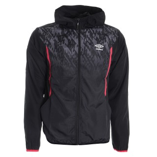 UMBRO Суитшърти с цип UMBRO POLY FULL ZIP