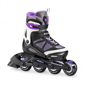 ROLLERBLADE Ролери COMET 3.0 G BLACK/PURPLE