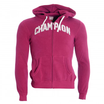 CHAMPION Суитшърти с качулка HOODED FULL ZIP SWEATSHIRT