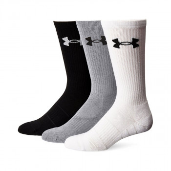 UNDER ARMOUR Чорапи CHARGED COTTON 2.0 CREW
