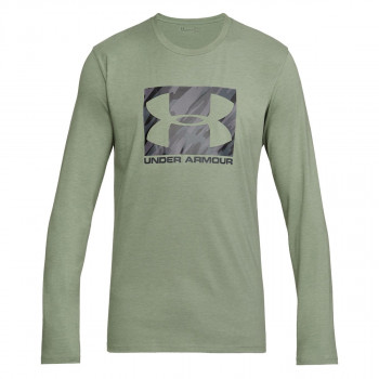 UNDER ARMOUR Блузи с дълъг ръкав Boxed Sportstyle LS