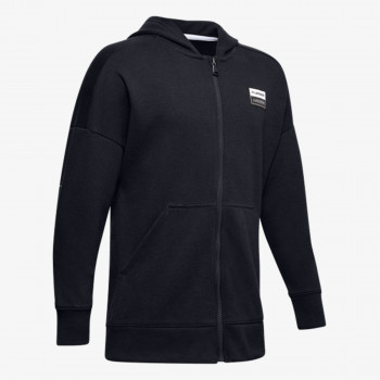 UNDER ARMOUR Потници UNSTOPPABLE DOUBLE KNIT FULL ZIP