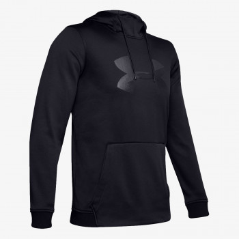 UNDER ARMOUR Суитшърти AF PO HOODIE BIG LOGO GRAPHIC