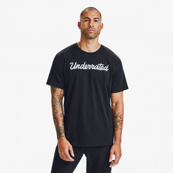 UNDER ARMOUR Тениски CURRY EMBROIDERED TEE