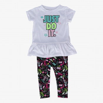 Nike- Haddad Анцунзи NKG SCRIBBLE TUNIC LEGGING SET
