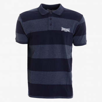 LONSDALE Поло тениска Lonsdale Stripe Polo