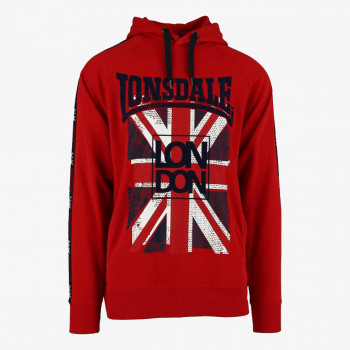 LONSDALE Суитшърти с качулка LONSDALE MENS HOODY