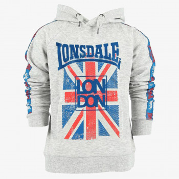 LONSDALE Суитшърти с качулка LONSDALE BOYS HOODY