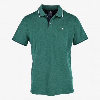 CHAMPION Поло тениска M-POLO AUTH. COTTON PIQUE  POLO GALLERY