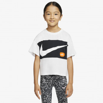Nike- Haddad Тениски NKG NIKE GIRLS SWOOSH TOP