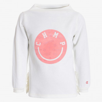 CHAMPION Суитшърти HIGH NECK SWEATSHIRT