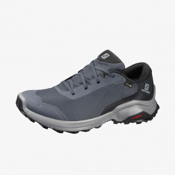 SALOMON Спортни обувки SHOES X REVEAL GTX W FLINT/BLACK/QUAIL