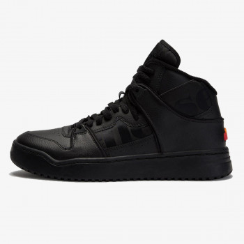 ELLESSE Спортни обувки ASSIST HI LTHR AM BLK/BLK/BLK