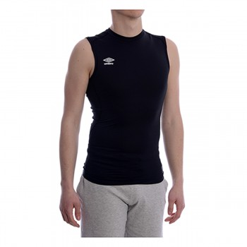 UMBRO Потници CORE SLEEVELESS BASELAYER