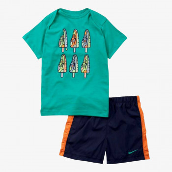 NIKE Анцунзи GFX MIXED SET (SS + SHORT) INF
