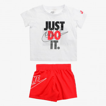 Nike- Haddad Комплекти NKB MULTIBRAND MESH SHORT SET
