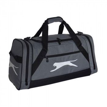 SLAZ MEDIUM HOLDALL 00 CHARCOAL -