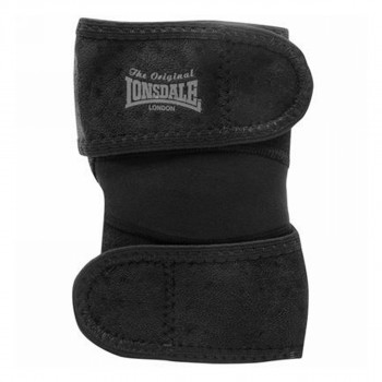LONSDALE Наколенки LONSDALE NEO ELBOW SUP20 BLACK -