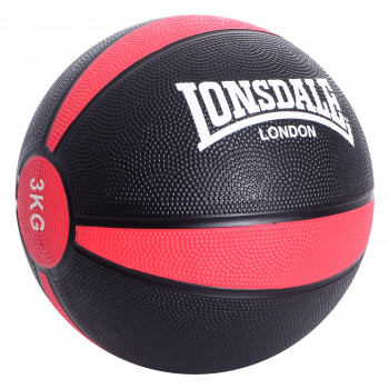 LONSDALE МЕДИЦИНСКА ТОПКА LONSDALE MEDICINE BALL 00 3 KG -