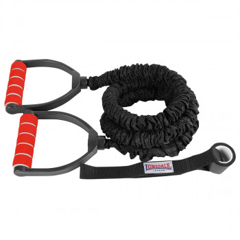 LONSDALE Ластици LONSDALE RESIST TRNR 00 BLACK/RED STRONG