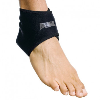 LONSDALE Наколенки LONSDALE NEO ANKLE SUP00 BLACK -