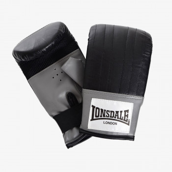 LONSDALE Боксови ръкавици LONSDALE LEATHER PRO MITT