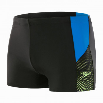 SPEEDO Бански DIVE ASHT AM BLACK/BLUE