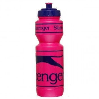 SLAZ WATER BOTTLE X LGE00 PINK/BLUE 1 LITRE
