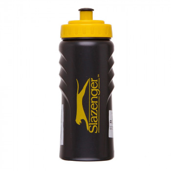 SLAZ WATER BOTTLE SMALL BLACK/YELLOW 0.5L