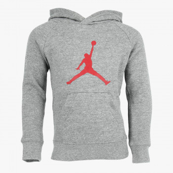 Nike- Haddad Горнища JDB JUMPMAN LOGO FLEECE PO