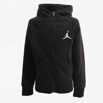 Nike- Haddad Горнища JDB JUMPMAN LOG FT FULL ZIP