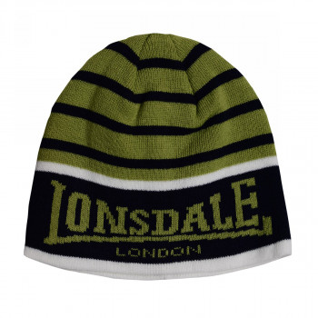 LONSDALE Шапки ACCESSORIES BEANIE GREEN
