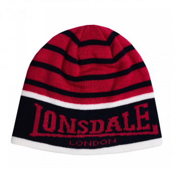 LONSDALE Шапки BEANIE RED